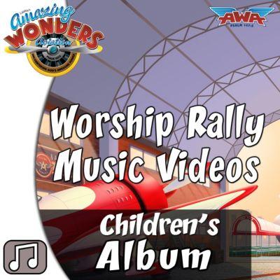 LifeWay Kids Worship: VBS 2012 Amazing Wonders Aviation ...