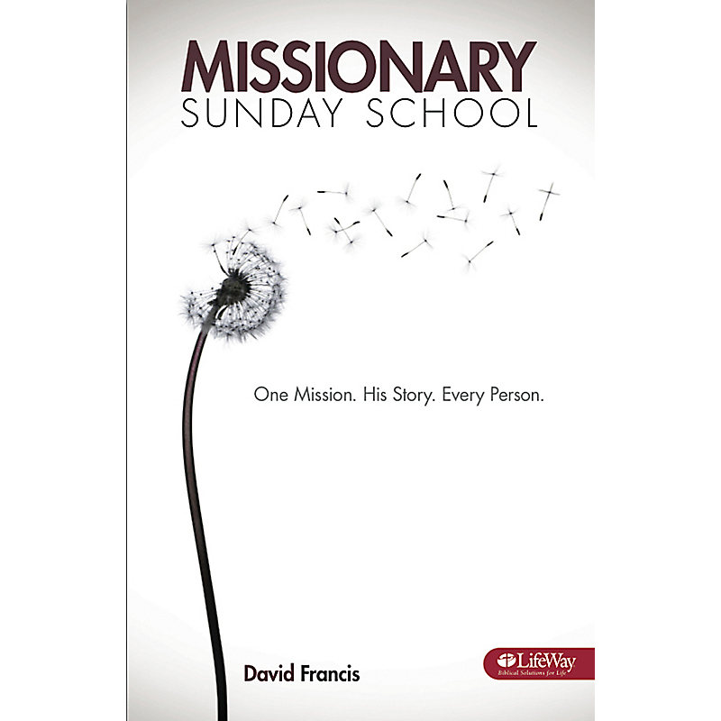 Missionary Sunday School - Emphasis Kit
