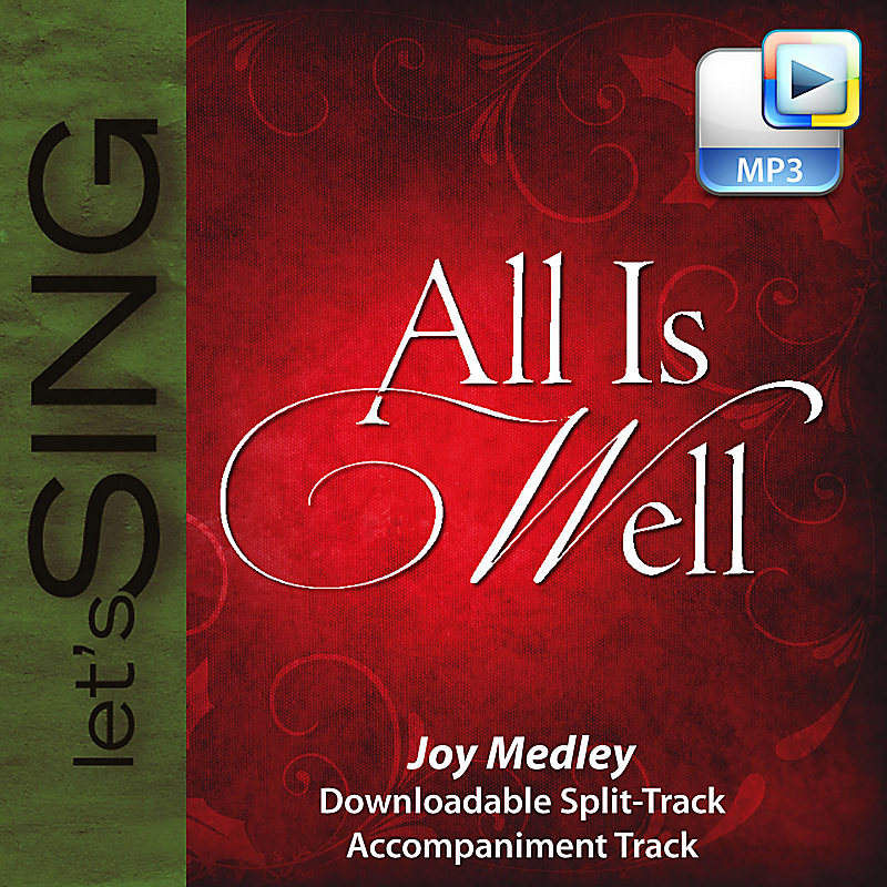Joy! Medley - Downloadable Split-Track Accompaniment Track
