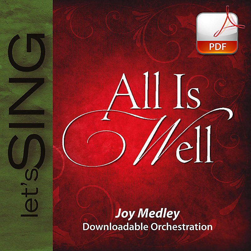 Joy! Medley - Downloadable Orchestration