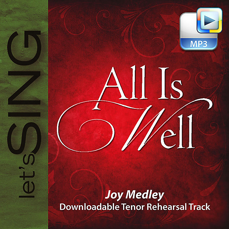 Joy! Medley - Downloadable Tenor Rehearsal Track