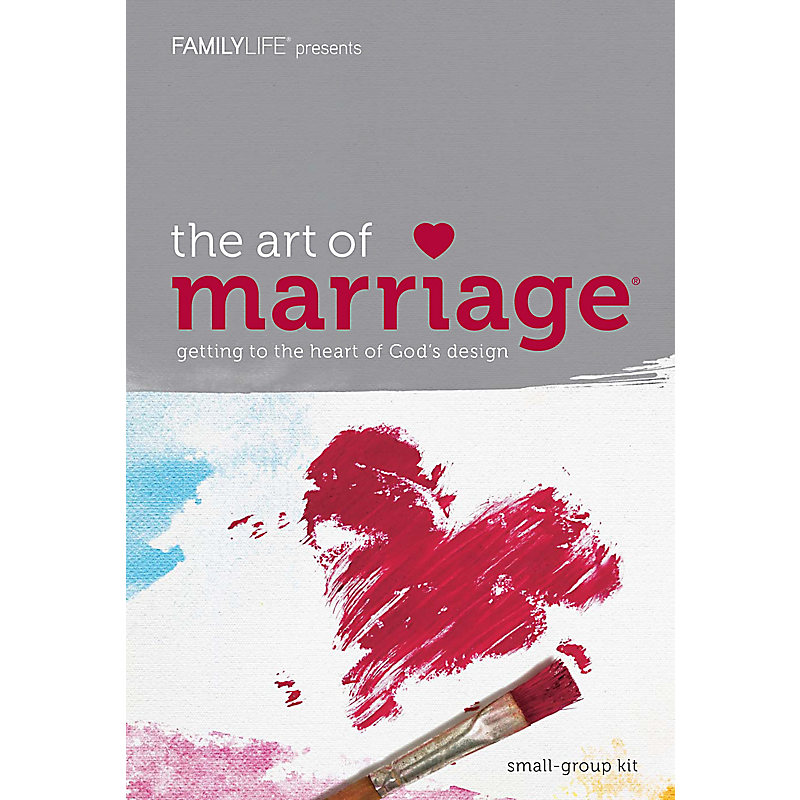 The Art of Marriage: Getting to the Heart of God's Design - DVD Leader Kit