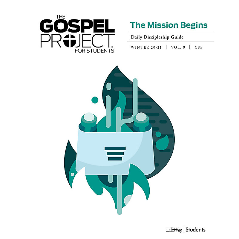 The Gospel Project: Students - Daily Discipleship Guide - Winter 2020-21 - CSB