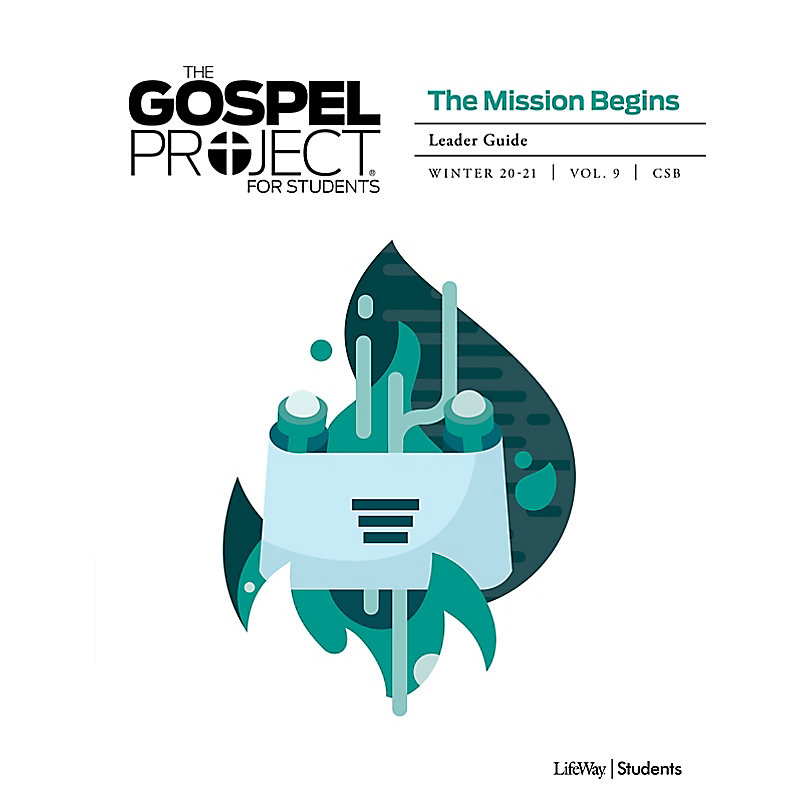 The Gospel Project: Students - Leader Guide - Winter 2020-21