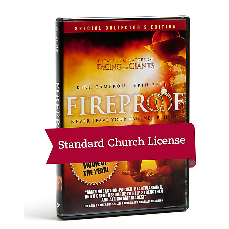 Church Movie And Video License
