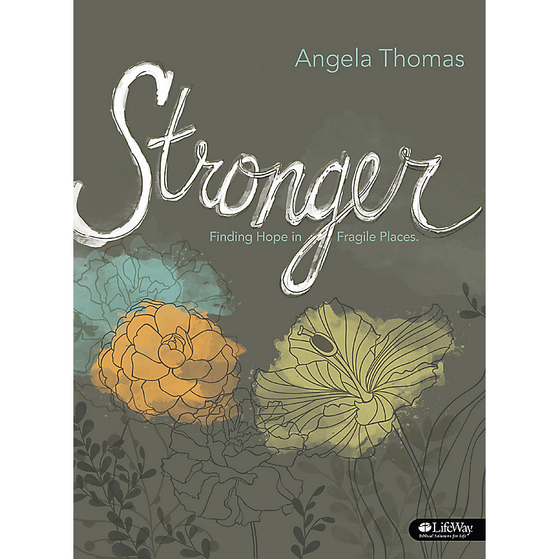 Stronger - Bible Study Book