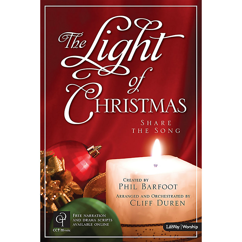 The Light of Christmas - Choral Book (Min. 10)