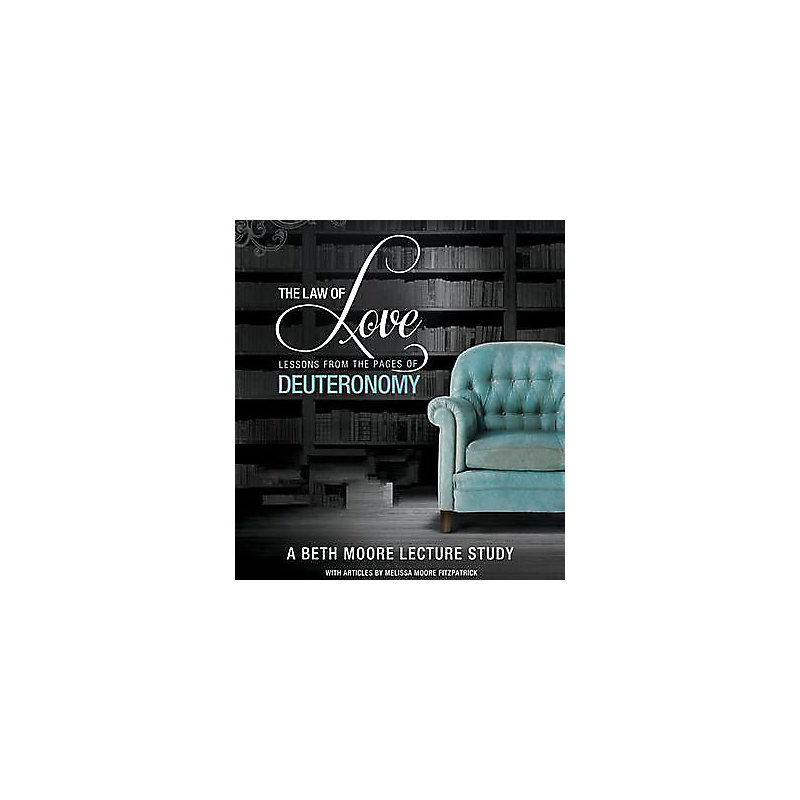 The Law of Love: Lessons from the Pages of Deuteronomy - DVD Kit