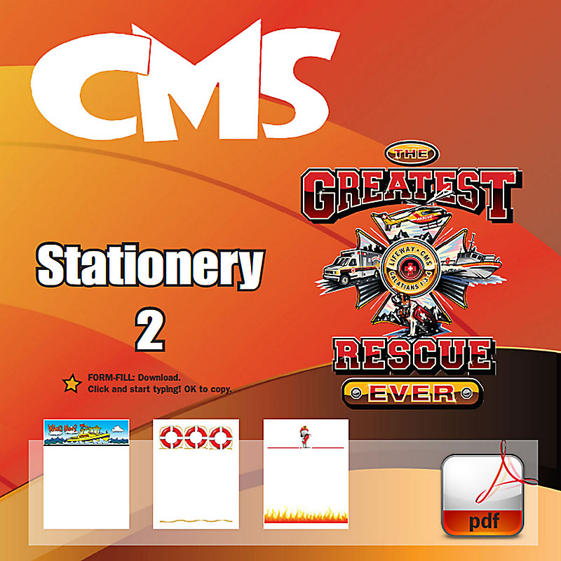 picture about Downloadable Stationery identify CMS The Largest Rescue At any time - Downloadable Stationery #2