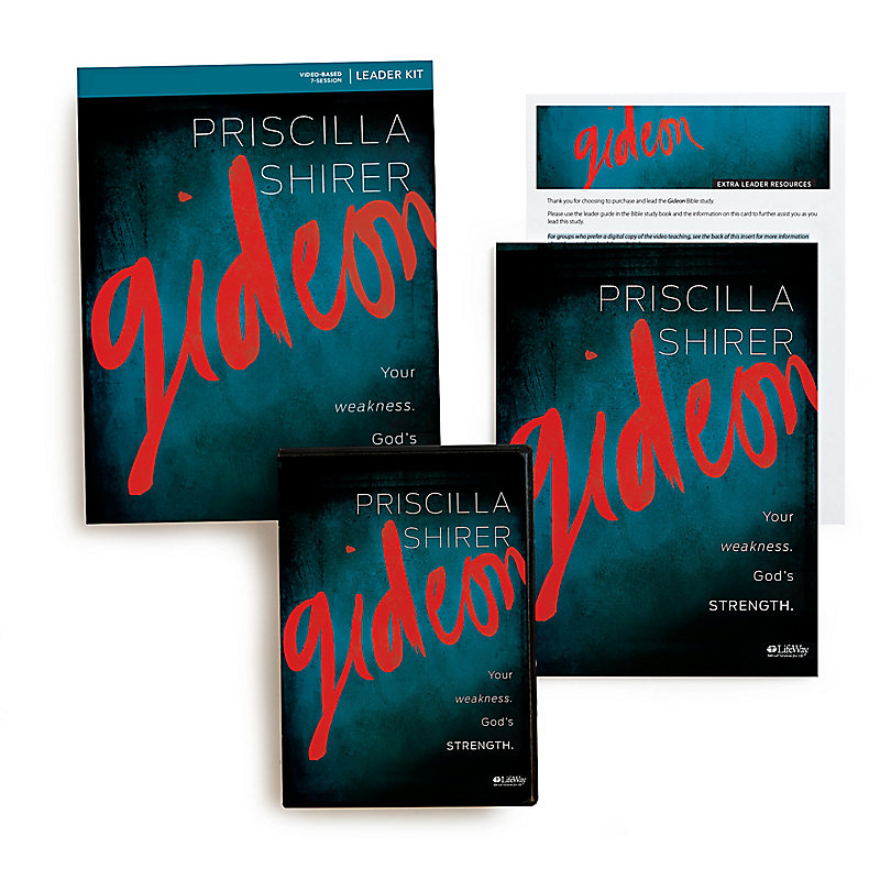 Gideon - DVD Leader Kit