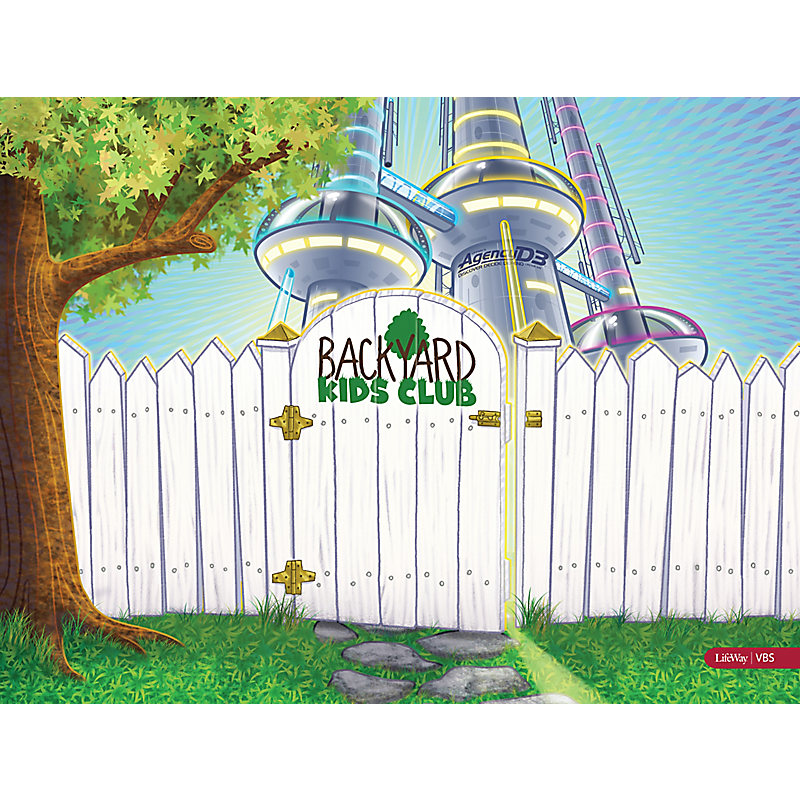 VBS 2014 Backyard Kids Club Kit