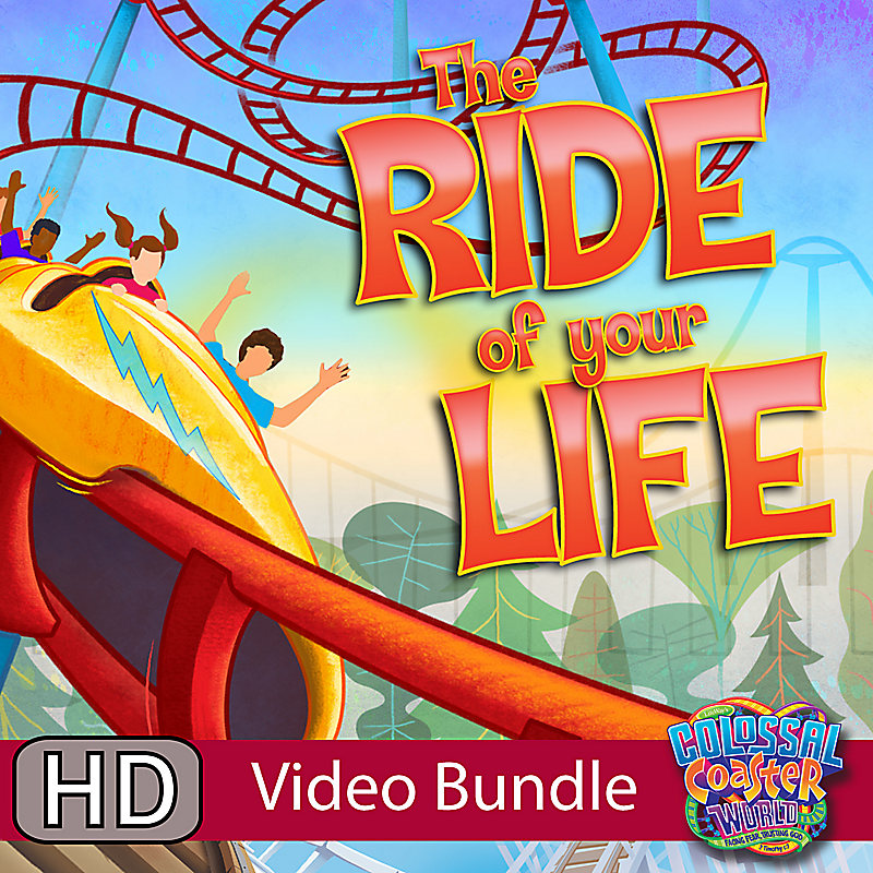 VBS 2013: The Ride of Your Life - Video Bundle