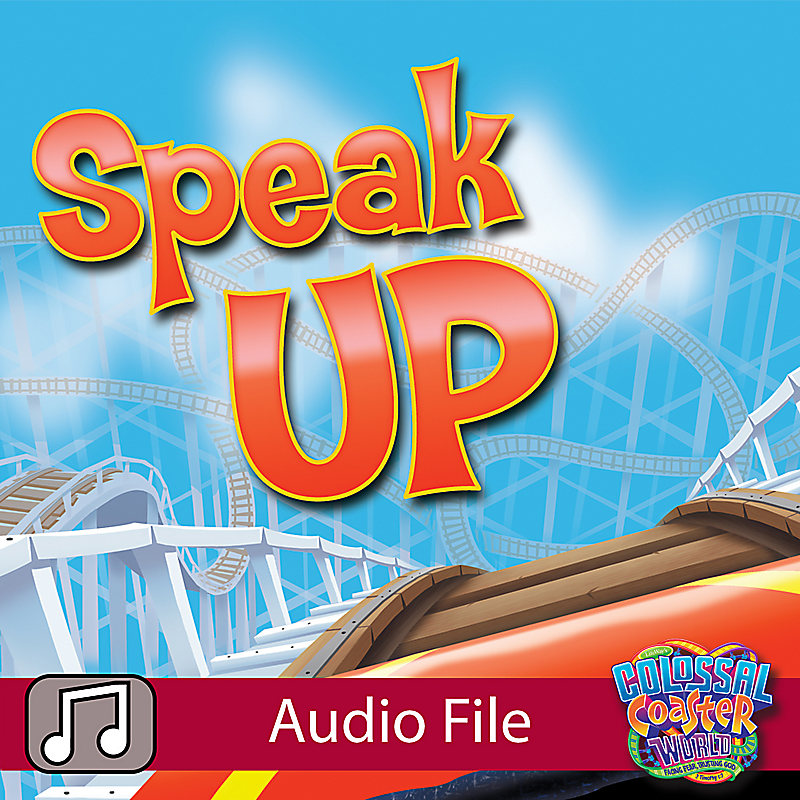 LifeWay Kids Worship: Speak Up (Tell the World) - Audio