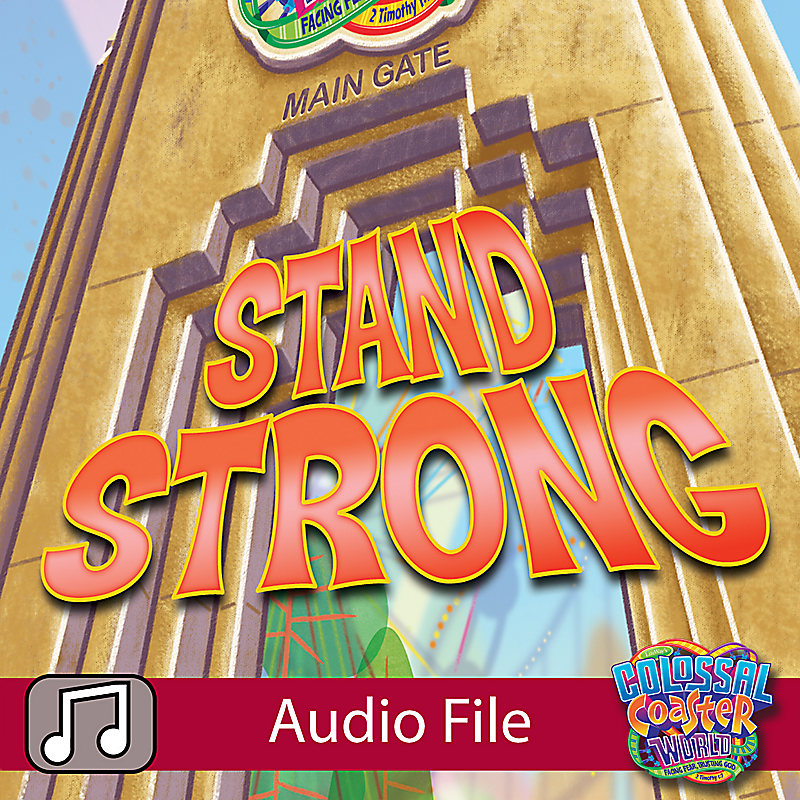 LifeWay Kids Worship: Stand Strong - Audio