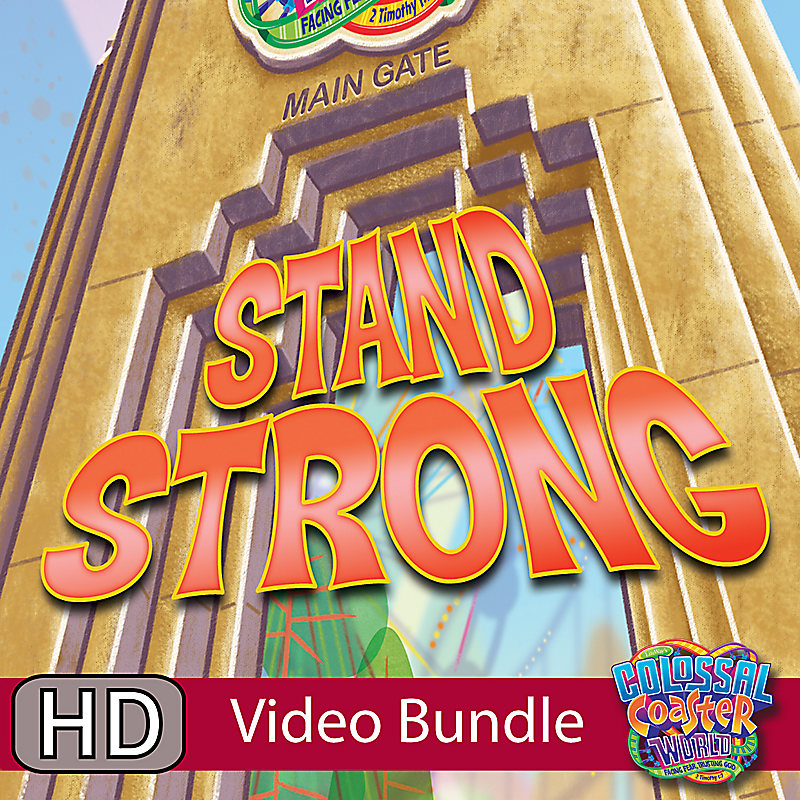 VBS 2013: Stand Strong - Video Bundle