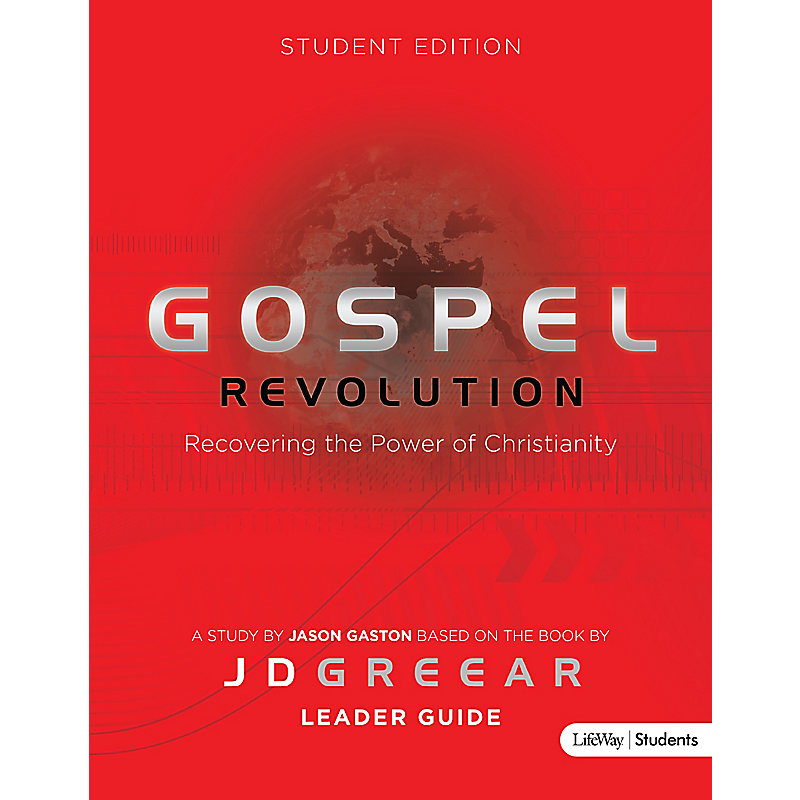 Gospel Revolution - Student Leader Guide