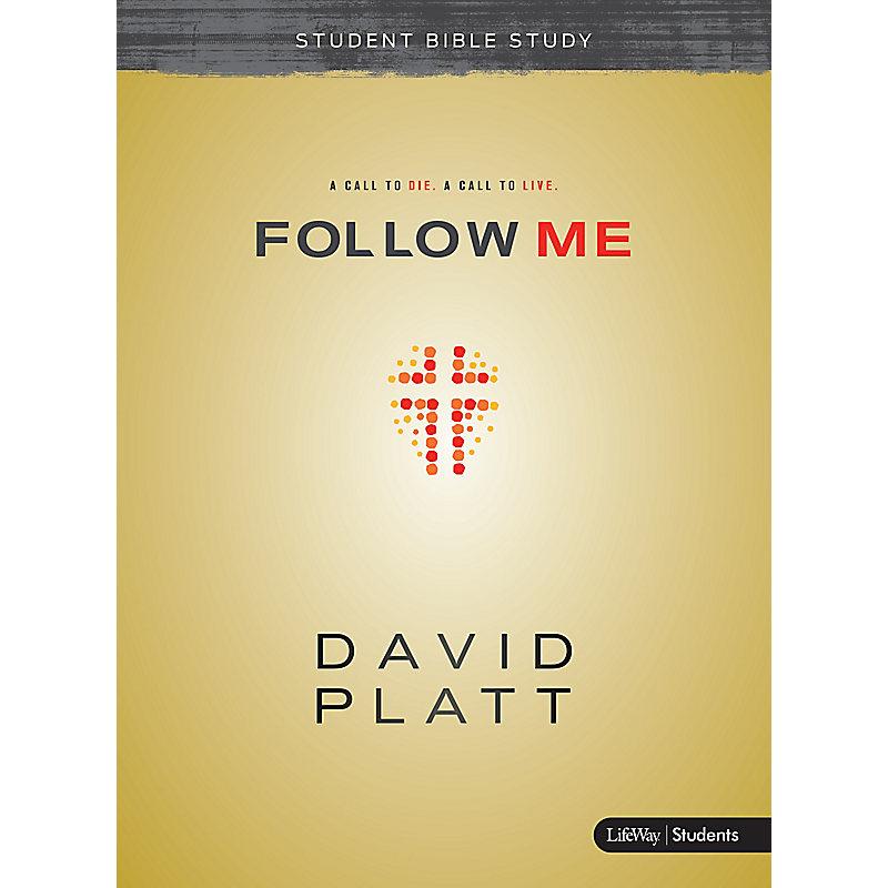 Follow Me - Teen Bible Study Book