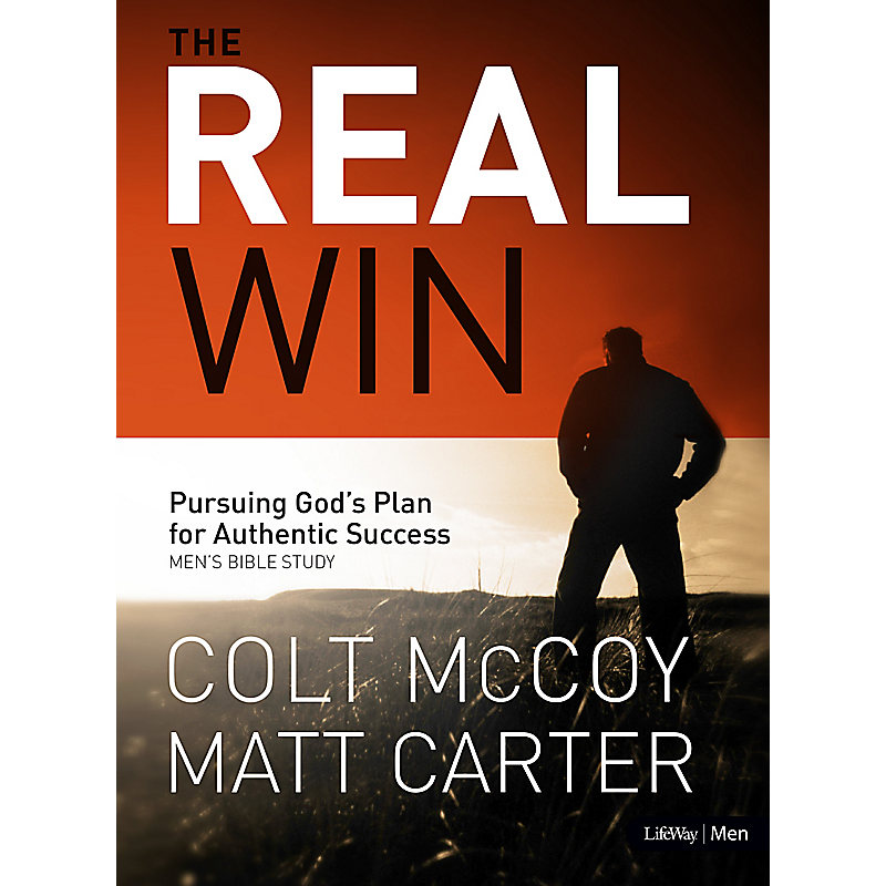 The Real Win: Pursuing God's Plan for Authentic Success - Leader Kit