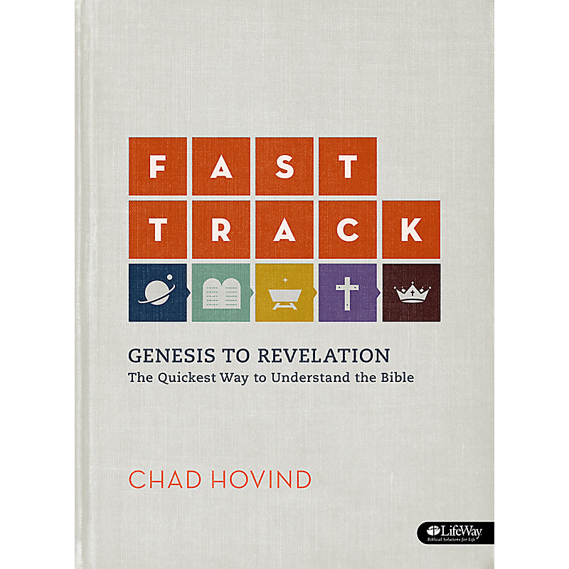 Fast Track: Genesis to Revelation - Leader Kit