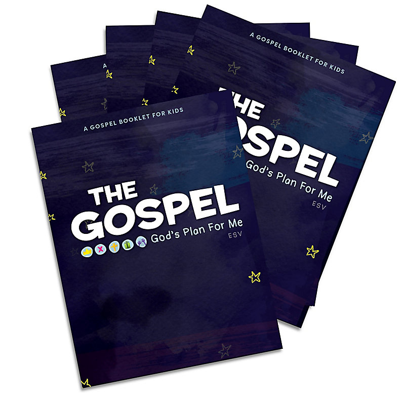 The Gospel: God's Plan for Me (ESV)