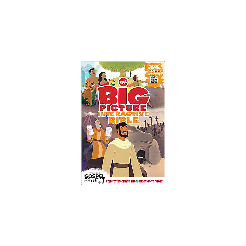 The Big Picture Interactive Bible for Kids, Hardcover