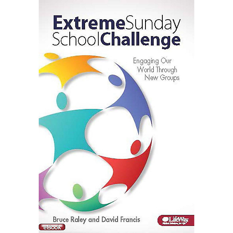 Extreme Sunday School Challenge - eBook