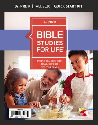 Bible Studies for Life Kids Quick Start Kit