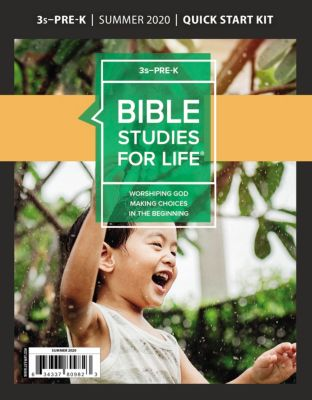 Bible Studies for Life Kids Quick Start Kit