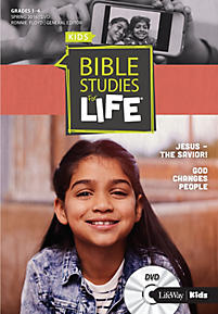 Bible Studies for Life Preschool and Grades 1-6 Life Action DVDs