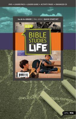 Bible Studies for Life | Kids - Fall 2018 - LifeWay