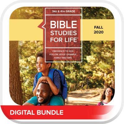Bible Studies for Life Kids Digital Quarterly Products