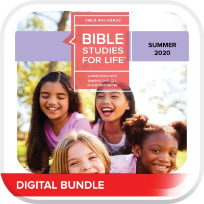 Bible Studies for Life Kids Quarterly Digital Products