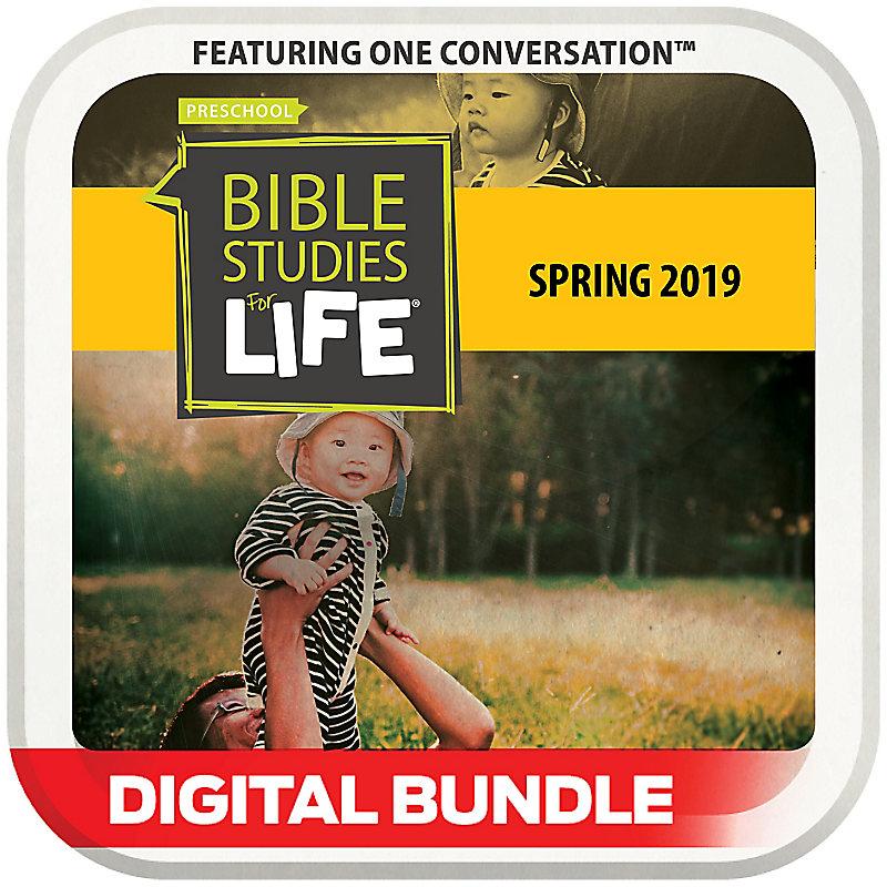 Bible Studies for Life: Babies Leader Pack Digital Spring 2019