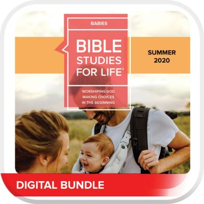 Bible Studies for Life Kids Preschool Digital Bundle