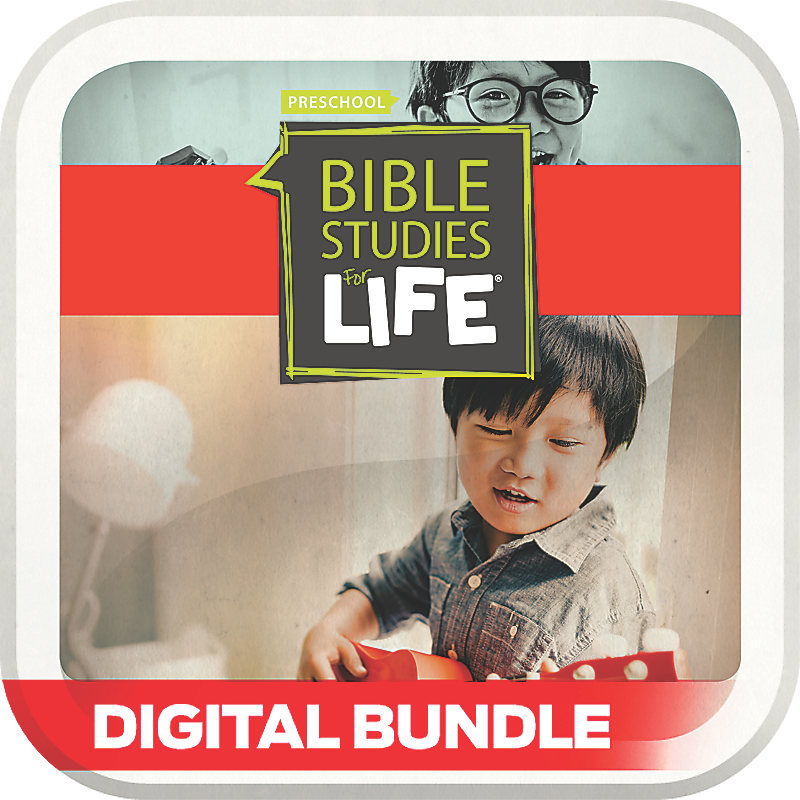 Bible Studies for Life: Preschool Life Action Videos Spring 2019
