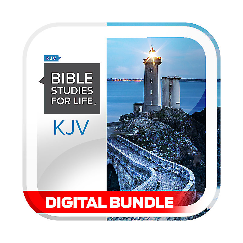 Bible Studies for Life: KJV Adult Personal Study Guide/Leader Guide - Fall 2020 - Digital