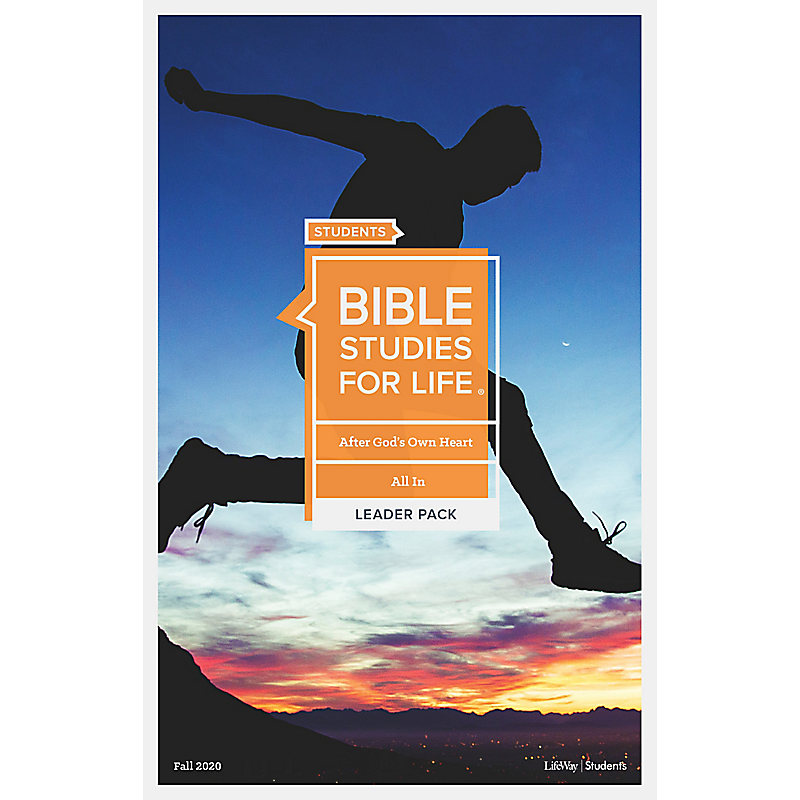 Bible Studies for Life: Students Leader Pack - Fall 2020 (Digital)