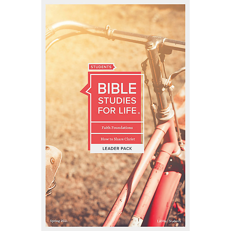 Bible Studies for Life: Students Leader Pack - Spring 2021