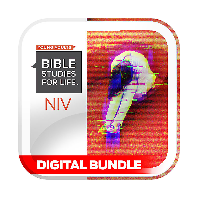 Bible Studies for Life: Young Adult Personal Study Guide & Leader Guide - Winter 2021 - Digital