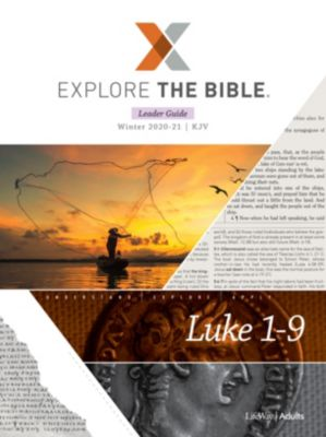 Explore the Bible Adults Leader Guide