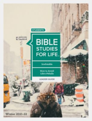 Bible Studies for Life Student Leader Guide