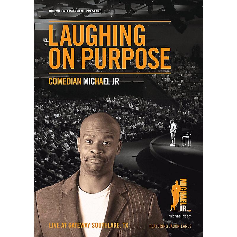 Laughing On Purpose DVD
