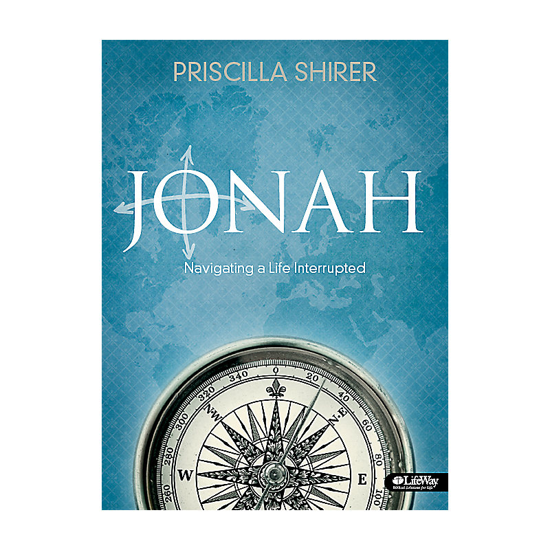 Jonah - Bible Study Book - eBook
