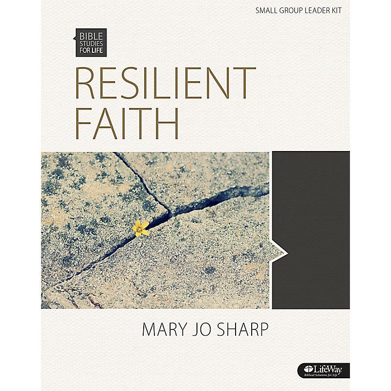 Bible Studies for Life: Resilient Faith - Leader Kit