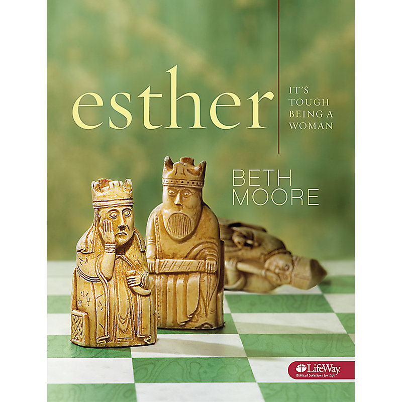 Esther - Bible Study Book - eBook