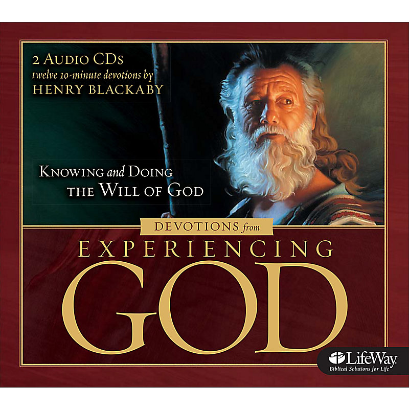 Experiencing God - Audio Devotional CD Set