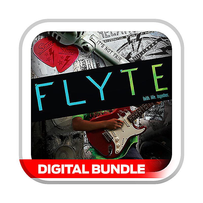 FLYTE: faith. life. together. Digital Leader Kit Volume 7