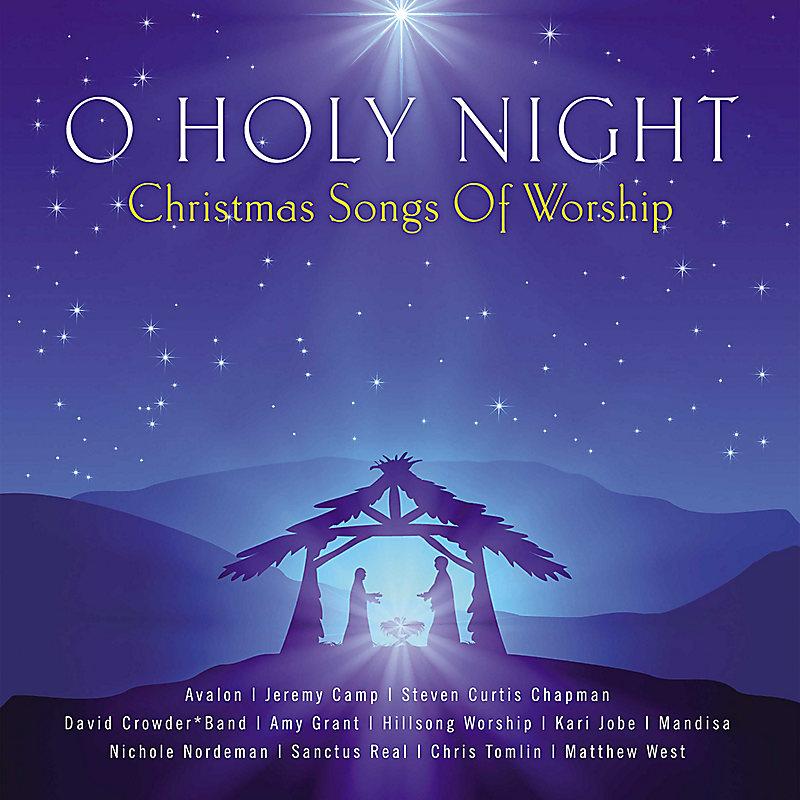O Holy Night - Christmas Songs of Worship CD - LifeWay
