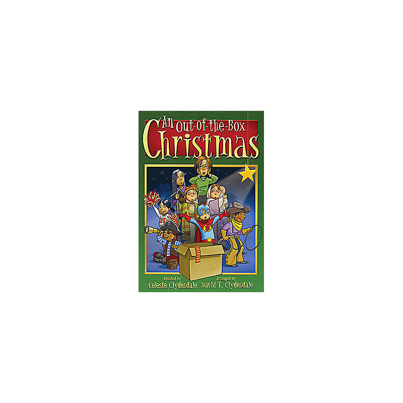 An Out of the Box Christmas - Choral Book