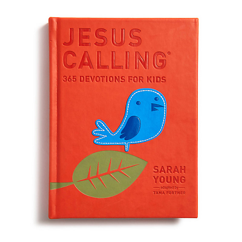 Jesus Calling: 365 Devotions for Kids, Deluxe Edition